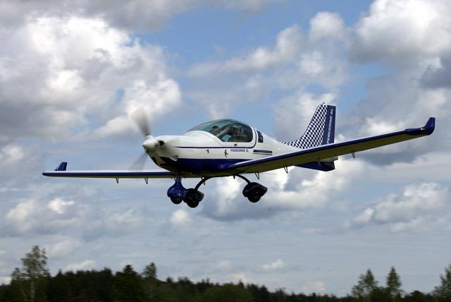 Легкомоторные самолеты в бизнес-авиации