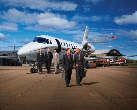 Аренда самолетов для корпоративных перевозок