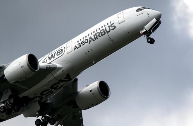 «EASA» обязала эксплуатантов A-350 заменить прошивку