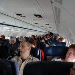 Как отдохнуть во время полета?