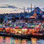 Отдых в Стамбуле