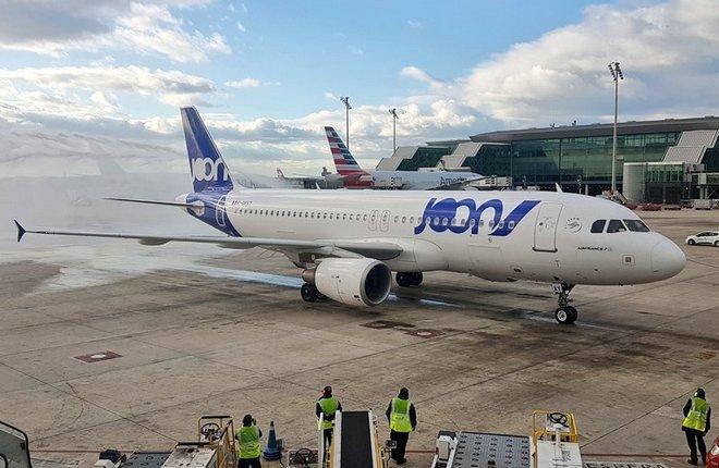 Недавно приступил к полетам новый авиаперевозчик Joon