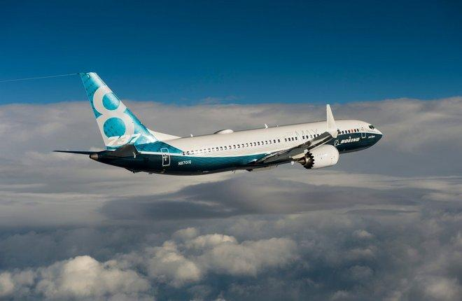 По итогам 2017-го года Boeing поставил клиентам 763 самолета