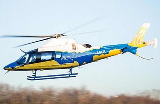 Новый вертолет AW-109 Trekker получил сертификат EASA