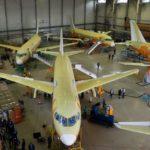На производственных мощностях ГСС собрали 34 самолета SSJ-100