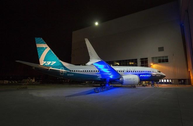 Собран первый летный образец Boeing-737 MAX-7