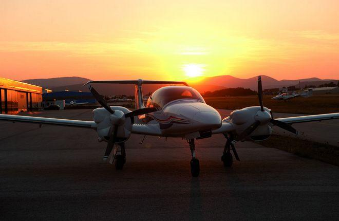 Diamond Aircraft Group теперь принадлежит китайцам