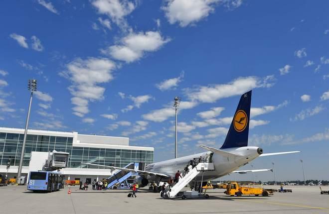 Lufthansa – лидер по объему пассажирских перевозов в ЕС