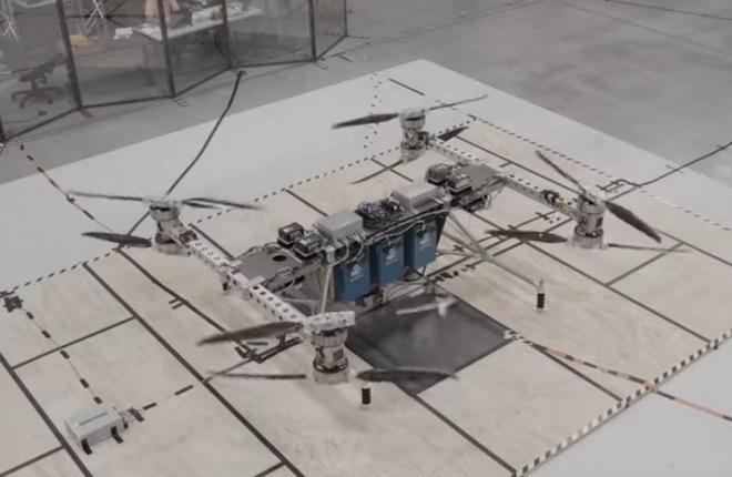 Гражданский беспилотный летательный аппарат от Boeing