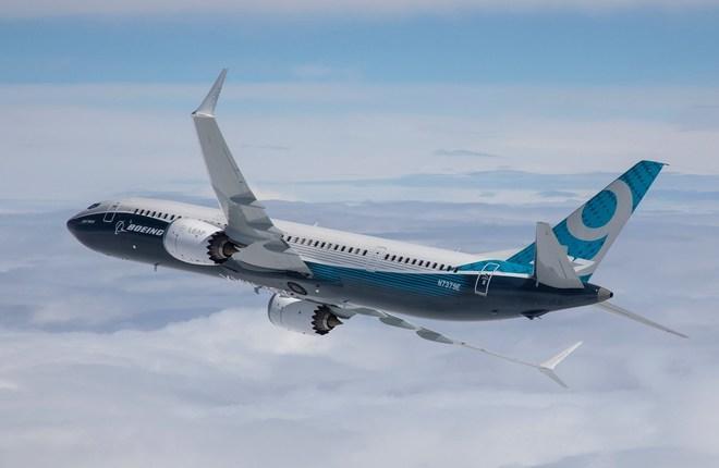 Прошел сертификацию FAA самолет Boeing-737MAX/9