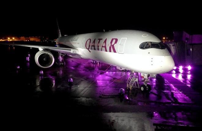 Прошла поставка первого самолета Airbus A-350/1000