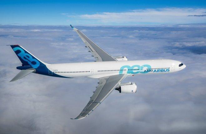 Airbus заработал в I квартале этого года 283 миллиона евро