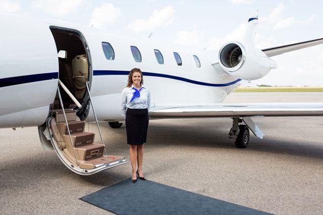 Бизнес-авиация в Магадане