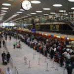 Общий показатель пассажиропотока авиакомпаний демонстрирует рост