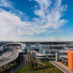 Аэропорт Шереметьево обслужил в сентябре 4, 3 миллиона пассажиров