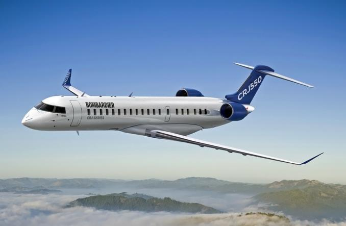 Bombardier  CRJ550