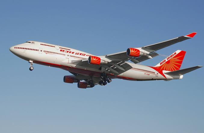 Boeing 747-400 Airindia