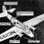 Хроника катастрофы в Честертоне - первый террористический акт в истории авиации