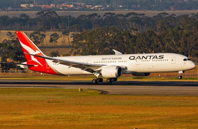 B787-900 Qantas