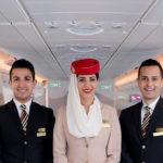 Бортовой экипаж Emirates получил высшую оценку World Travel Awards