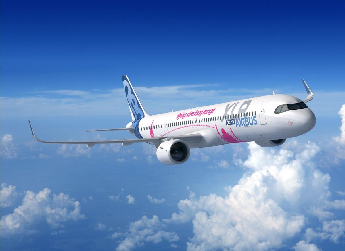 A321XLR-02 для United Airlines