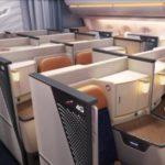 Аэрофлот  представил интерьер своего нового самолета Airbus A350-900