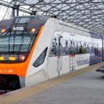 Новый поезд украинского производства соединит Киев с аэропортом Борисполь