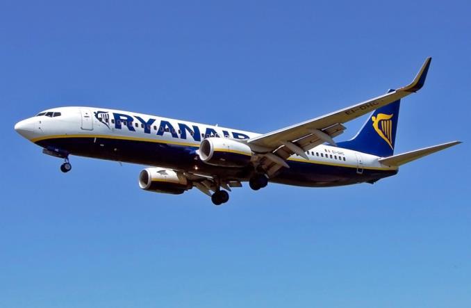 B737 компании Ryanair