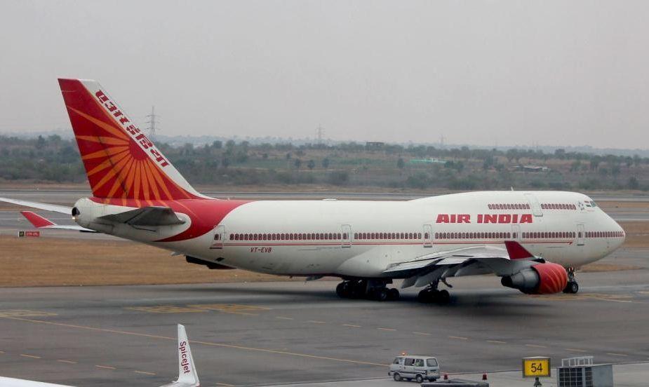 Boeing 747 Air India