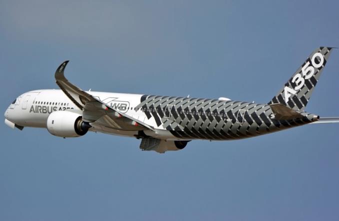 Airbus A350-900 для Аэрофлота