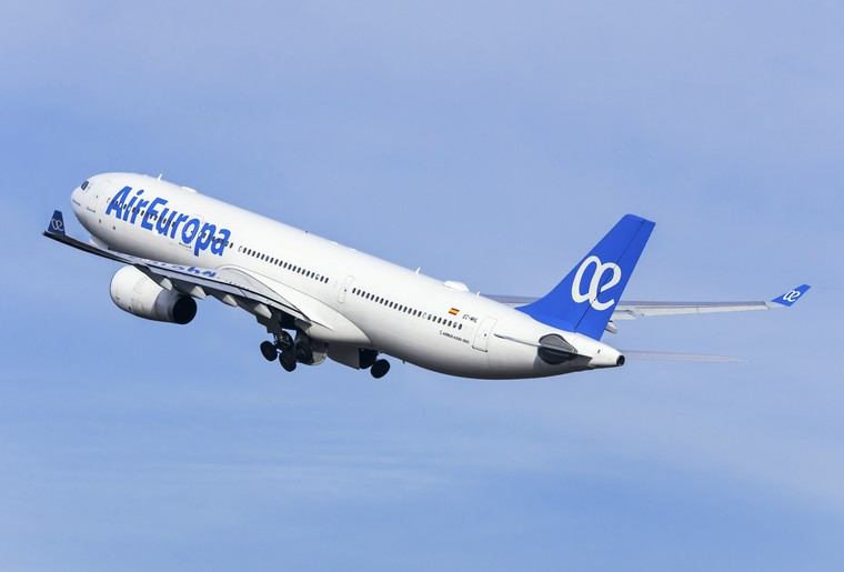 A330 авиакомпании Air Europa