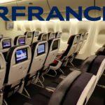 Новый интерьер Boeing 777-300 авиакомпании Air France