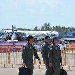 Singapure Airshow 2020 в тени коронавируса - вместо рукопожатий низкие поклоны