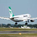 Иранская авиакомпания Mahan Air больше не может летать в Европу