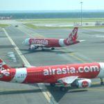 AirAsia сокращает зарплаты, но воздерживается от увольнений