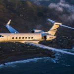 Gulfstream Aerospace снимает с производства бизнес-джетG550