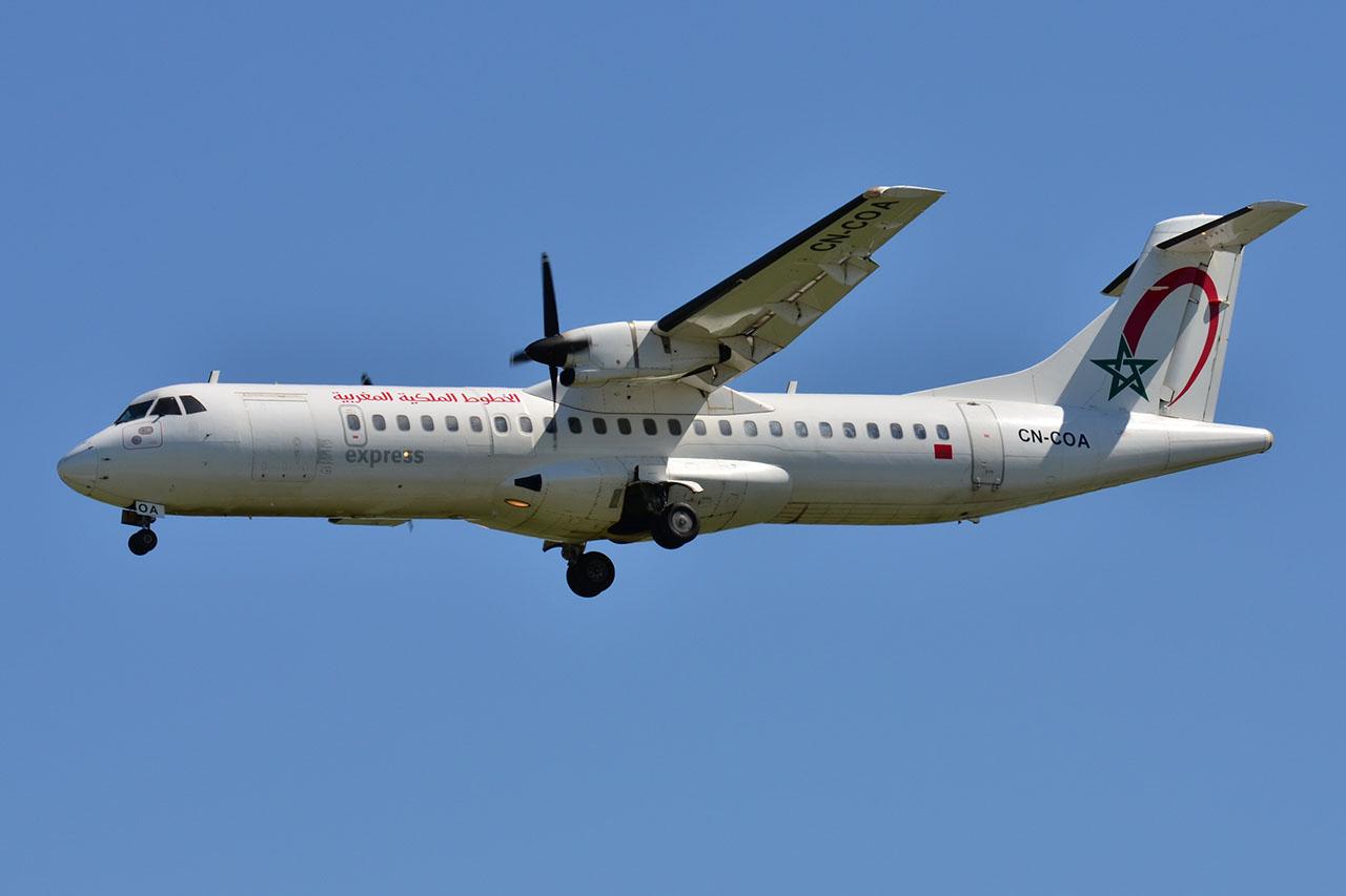 ATR-72 Royal Air Maroc Express
