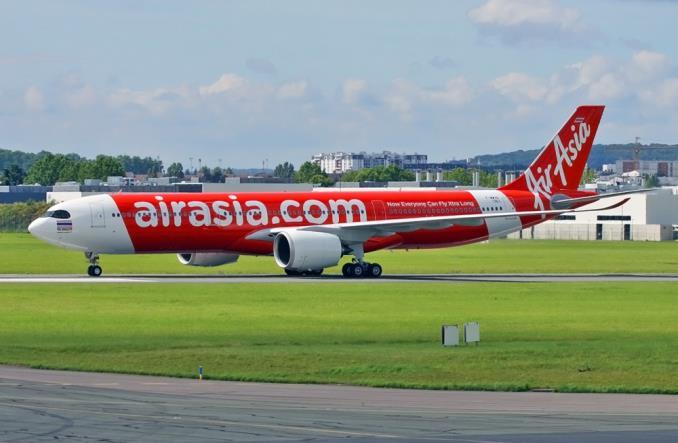 Airbus A320-200 авиакомпании Thai AirAsia