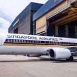 Singapore Airlines представляет свой первый Boeing 737