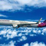 Hawaiian Airlines весной откроет три новых маршрута