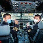 В Китае наблюдается постоянный рост числа пилотов