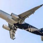 Air New Zealand возобновляет сообщение с Тасманией