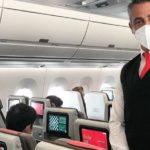 Iberia сокращает бортовой персонал на дальнемагистральных рейсах