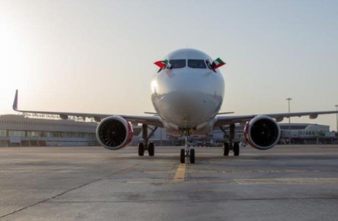 A321neo авиакомпании Wizz Aİr