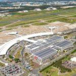Падение пассажиропотока в аэропорту Брисбена - 56 процентов