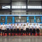 Первый поезд Alstom прибыл в столичный аэропорт Пекина